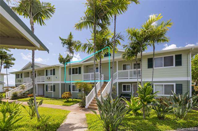94-510 Lumiaina Street N203, Waipahu, HI 96797 (MLS #202111790) :: Keller Williams Honolulu
