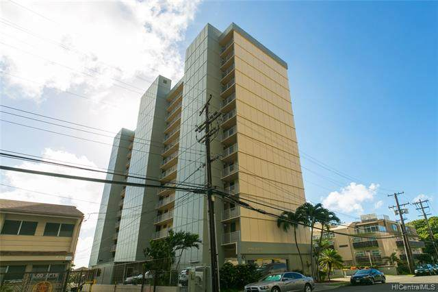 1215 Alexander Street #705, Honolulu, HI 96826 (MLS #202111791) :: Barnes Hawaii