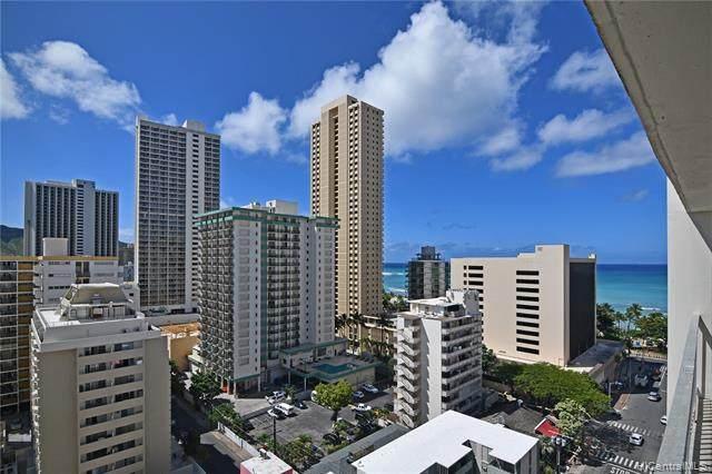2427 Kuhio Avenue #1501, Honolulu, HI 96815 (MLS #202111808) :: Barnes Hawaii