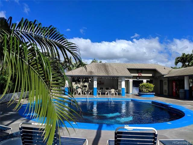 91-223 Hanapouli Circle 34J, Ewa Beach, HI 96706 (MLS #202111811) :: Keller Williams Honolulu