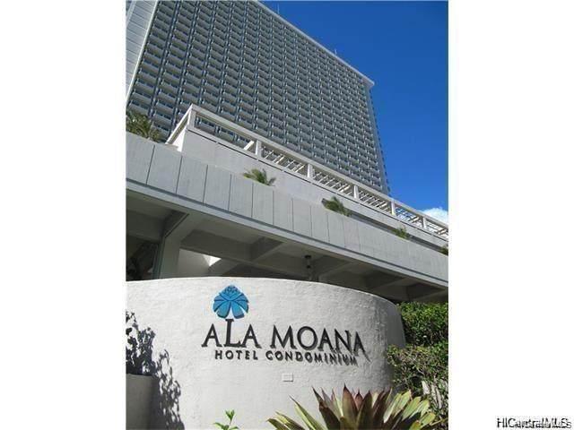 410 Atkinson Drive #441, Honolulu, HI 96814 (MLS #202111838) :: Keller Williams Honolulu