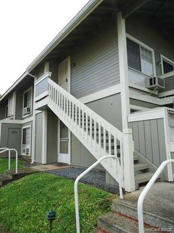 94-1364 Kulewa Loop 10R, Waipahu, HI 96797 (MLS #202111839) :: Team Lally