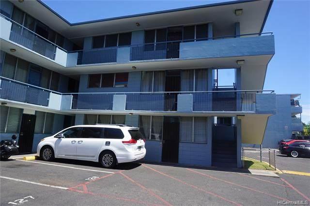 1101 Kokea Street J205, Honolulu, HI 96817 (MLS #202111844) :: Hawai'i Life