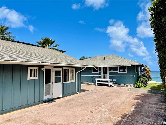 59-151A Ke Nui Road, Haleiwa, HI 96712 (MLS #202111849) :: Corcoran Pacific Properties