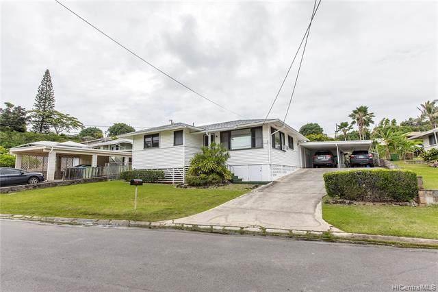 1111 Manulani Street, Kailua, HI 96734 (MLS #202111853) :: Keller Williams Honolulu