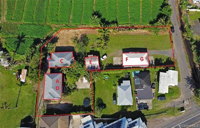 53-356A Kamehameha Highway, Hauula, HI 96717 (MLS #202111865) :: Hawai'i Life