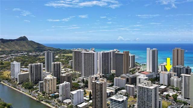 2465 Kuhio Avenue #1602, Honolulu, HI 96815 (MLS #202111873) :: Barnes Hawaii
