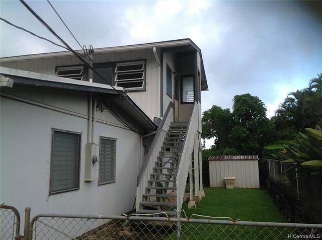 Address Not Published, Kaneohe, HI 96744 (MLS #202111874) :: Team Lally
