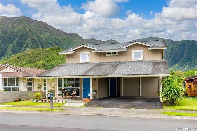 47-720 Hui Ulili Street, Kaneohe, HI 96744 (MLS #202111876) :: Barnes Hawaii