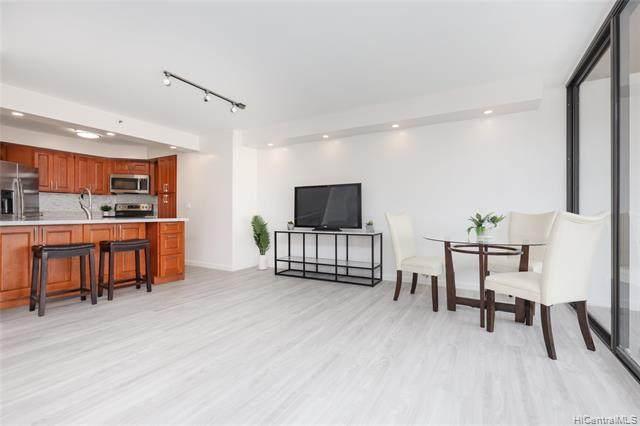 581 Kamoku Street #1908, Honolulu, HI 96826 (MLS #202111892) :: LUVA Real Estate