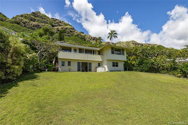 1072 Koohoo Place, Kailua, HI 96734 (MLS #202111931) :: Barnes Hawaii