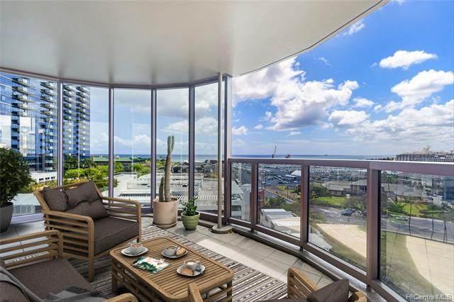 415 South Street #1102, Honolulu, HI 96813 (MLS #202111936) :: LUVA Real Estate