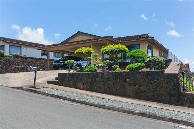 98-1727 Ipuala Loop, Aiea, HI 96701 (MLS #202111944) :: Barnes Hawaii