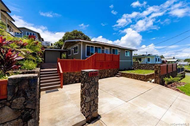 1407 Lekeona Street, Kailua, HI 96734 (MLS #202111953) :: Barnes Hawaii