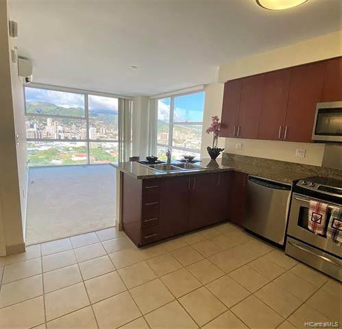 909 Kapiolani Boulevard #2908, Honolulu, HI 96814 (MLS #202111955) :: Keller Williams Honolulu