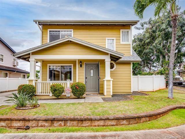 94-1054 Pumaia Place, Waipahu, HI 96797 (MLS #202111959) :: Hawai'i Life