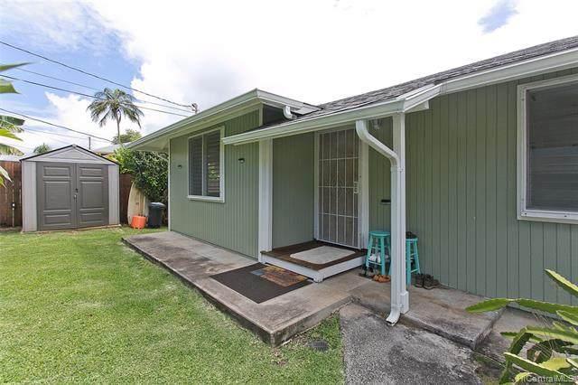 1159 Aukele Street, Kailua, HI 96734 (MLS #202111963) :: Barnes Hawaii