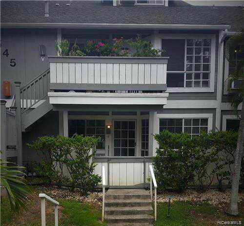545 Mananai Place 28E, Honolulu, HI 96818 (MLS #202111968) :: Corcoran Pacific Properties