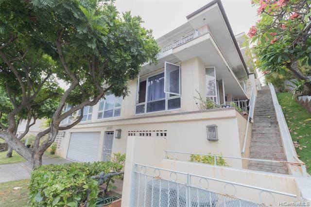1020 Spencer Street #5, Honolulu, HI 96822 (MLS #202111977) :: Barnes Hawaii