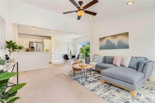 528 Mananai Place 16T, Honolulu, HI 96818 (MLS #202111981) :: Corcoran Pacific Properties