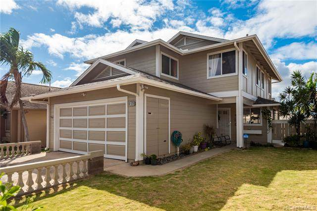 91-876 Puhikani Street, Ewa Beach, HI 96706 (MLS #202111982) :: Barnes Hawaii