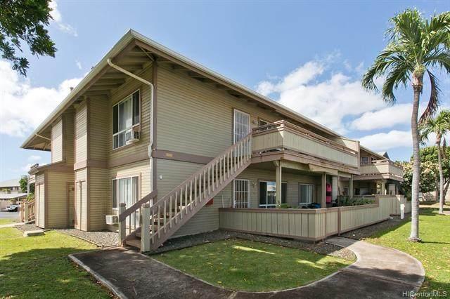 91-625 Puamaeole Street 33U, Ewa Beach, HI 96706 (MLS #202111989) :: Barnes Hawaii