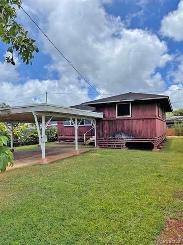 220 Rose Street, Wahiawa, HI 96786 (MLS #202111995) :: Team Lally