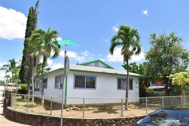 84-587 Nukea Street, Waianae, HI 96792 (MLS #202111996) :: Barnes Hawaii