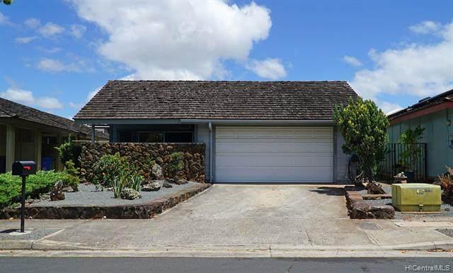 94-1030 Leomana Place, Waipahu, HI 96797 (MLS #202112009) :: Compass