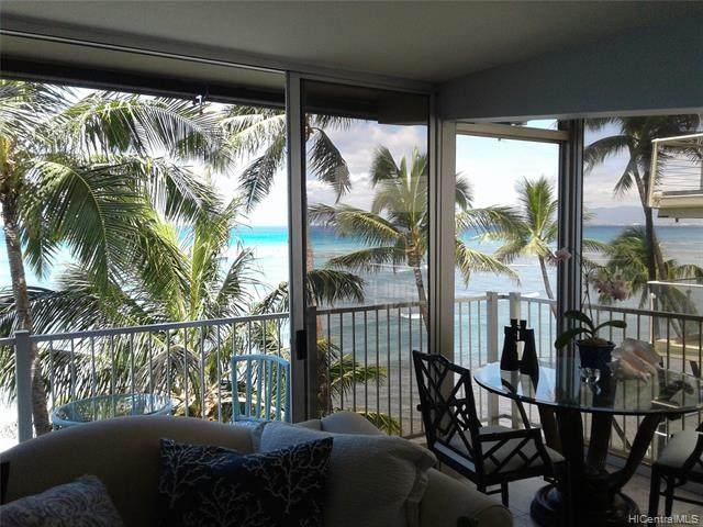 3015 Kalakaua Avenue #602, Honolulu, HI 96815 (MLS #202112012) :: Barnes Hawaii