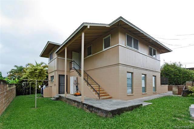 45-1036 C Wailele Road, Kaneohe, HI 96744 (MLS #202112019) :: Barnes Hawaii