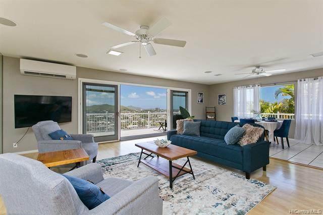 1422 Auauki Street, Kailua, HI 96734 (MLS #202112021) :: Barnes Hawaii