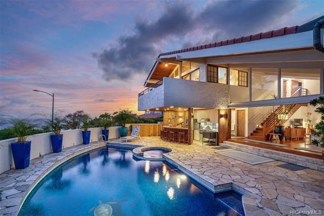 480 Puuikena Drive, Honolulu, HI 96821 (MLS #202112045) :: Corcoran Pacific Properties