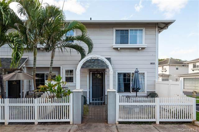 91-1031 Kaimalie Street 4Q6, Ewa Beach, HI 96706 (MLS #202112051) :: Barnes Hawaii