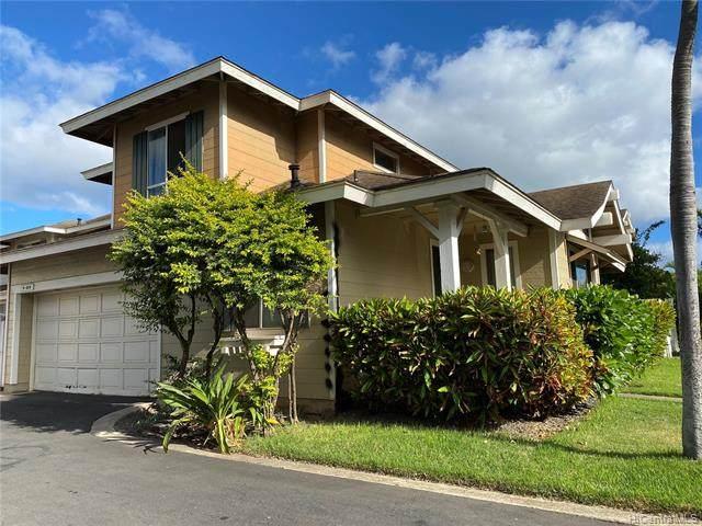 91-1028 Kalehuna Street, Kapolei, HI 96707 (MLS #202112057) :: Barnes Hawaii