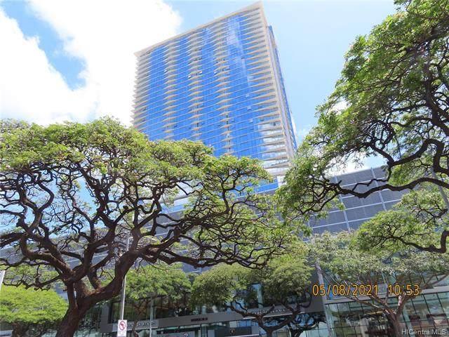 888 Kapiolani Boulevard #3202, Honolulu, HI 96813 (MLS #202112058) :: Barnes Hawaii