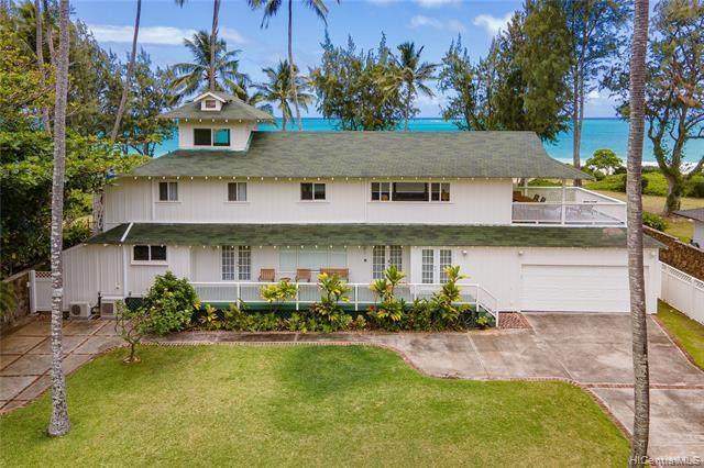 41-937 Laumilo Street, Waimanalo, HI 96795 (MLS #202112077) :: Barnes Hawaii