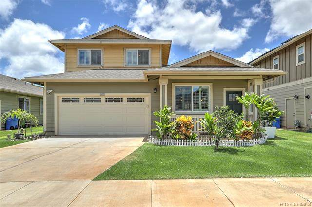 91-1565 Ulaula Loop, Ewa Beach, HI 96706 (MLS #202112080) :: Barnes Hawaii