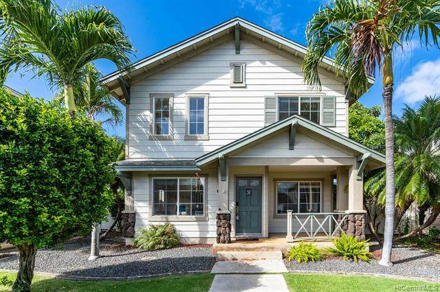 91-1019 Kaipu Street, Ewa Beach, HI 96706 (MLS #202112087) :: Barnes Hawaii