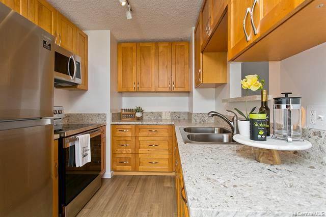 3161 Ala Ilima Street #1815, Honolulu, HI 96818 (MLS #202112100) :: Hawai'i Life
