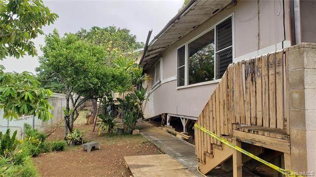 94-366 Kahuapaa Place, Waipahu, HI 96797 (MLS #202112106) :: Hawai'i Life