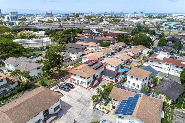 921B Emmeluth Lane, Honolulu, HI 96817 (MLS #202112119) :: Keller Williams Honolulu