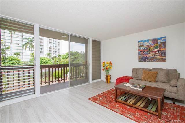 98-380 Koauka Loop #332, Aiea, HI 96701 (MLS #202112120) :: Keller Williams Honolulu