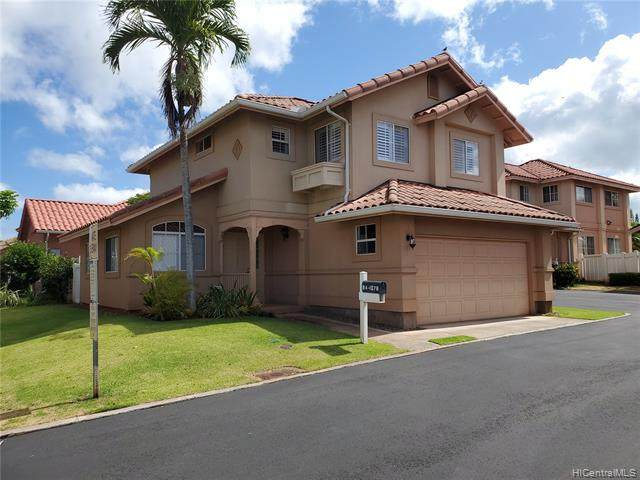 94-1076 Kikepa Street #190, Waipahu, HI 96797 (MLS #202112123) :: Keller Williams Honolulu