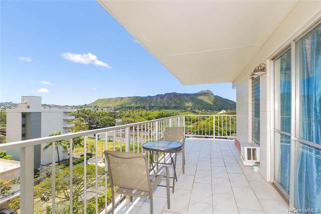 2575 Kuhio Avenue #804, Honolulu, HI 96815 (MLS #202112132) :: Barnes Hawaii