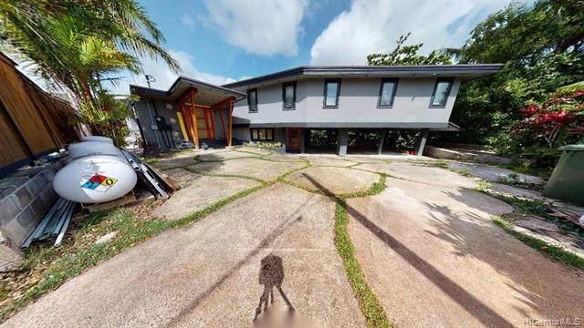 21 Kepola Place, Honolulu, HI 96817 (MLS #202112144) :: Barnes Hawaii