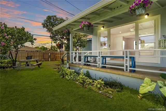 335 Olomana Street, Kailua, HI 96734 (MLS #202112154) :: Team Lally