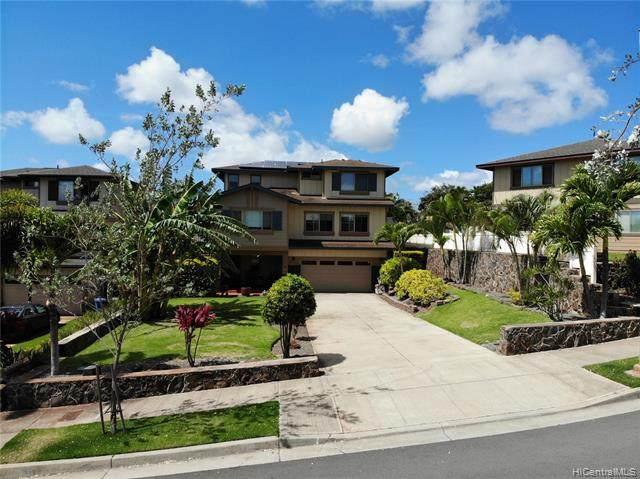92-1377 Punawainui Street, Kapolei, HI 96707 (MLS #202112157) :: Barnes Hawaii