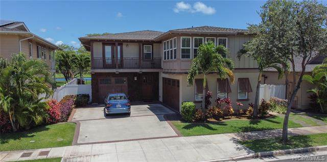 91-1071 Waikai Street, Ewa Beach, HI 96706 (MLS #202112171) :: Corcoran Pacific Properties
