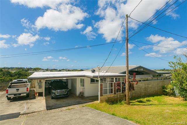 1998 Ala Mahamoe Place, Honolulu, HI 96819 (MLS #202112175) :: Compass